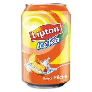 Ice Tea Peche
