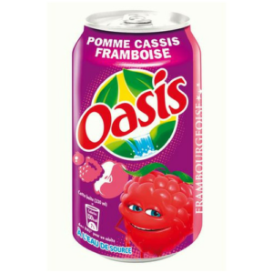 Oasis Fruits Rouge